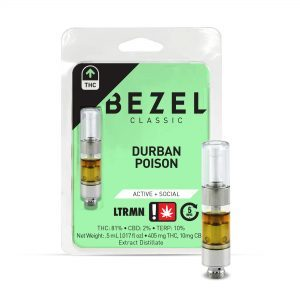 Bezel | Headband Oil Cartridge | 1/2g