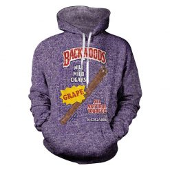 Backwoods Grape SweatShirt