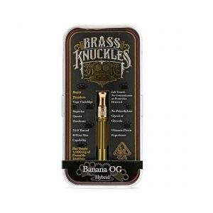 Brass Knuckles Banana OG
