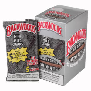 Backwoods Black N' Sweet Aromatic