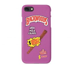 Backwoods Cigars Honey Berry Iphone Case