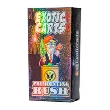 Presidential Kush Exotic carts